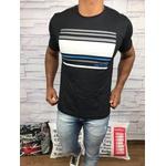 Camiseta Tommy Hilfiger- Diferenciada Preta
