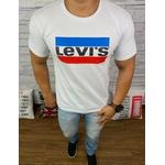 Camiseta Levis Branco