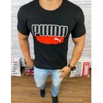 Camiseta Puma Preto