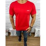 Camiseta Hugo Boss Vermelho
