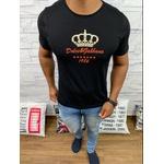 Camiseta Dolce G Preto
