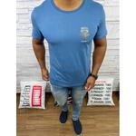 Camiseta Dolce G Azul Cinzento