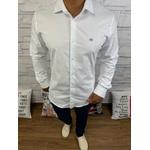 Camisa Manga Longa Armani Branco