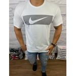 Camiseta Nik Branco