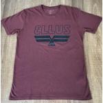 Camiseta Ellus Bordô