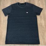 Camiseta Prada Chumbo