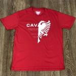 Camiseta Cavalera Vermelha
