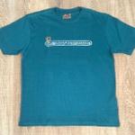 Camiseta Osk - Malhão Azul Petróleo