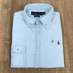 Camisa Social Jeans RL