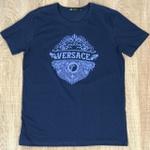 Camiseta Versace Marinho⭐
