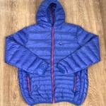 Jaqueta Acolchoada Tommy Azul