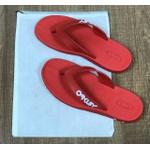 Chinelo Oakley Vermelho