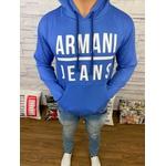 Blusa de Frio Armani Jeans - Azul Bic