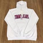 Blusa de Frio Tommy - Branco