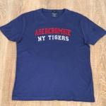 Camiseta Abercrombie Marinho