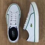 Sapatênis Lct Branco com Verde