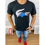 Camiseta Lacoste DFC Preto