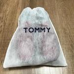 Sapatenis Tommy Vermelho