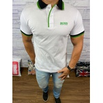 Polo Hugo Boss Branco