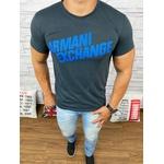 Camiseta Armani Cinza