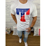 Camiseta Tommy Hilfige Branco