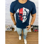 Camiseta Cavalera Azul Marinho