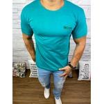 Camiseta Hugo Boss Verde Claro