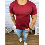 Camiseta Hugo Boss Vinho