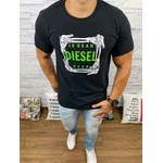 Camiseta Diesel Preto