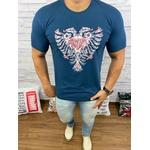 Camisetas Cavalera Azul