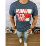 Camiseta Calvin Klein Grafite