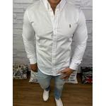 Camisa Manga Longa RL DFC Branco