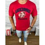 Camiseta Abercrombie Vermelha