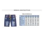 Bermuda Jeans Philipp Plein