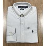 Camisa Manga Longa RL DFC Cinza Claro