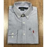 Camisa Manga Longa RL DFC Cinza azulado