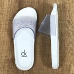 Chinelo Slide CK Branco