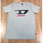 Camiseta Diese - Cinza ⭐