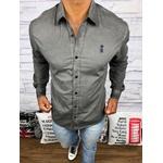 Camisa social manga longa Sergio K