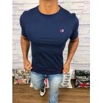 Camiseta Fred Perry Azul Marinho