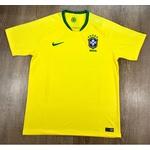 Camiseta Seleção Brasil - Tailandesa