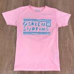 Camiseta Osk - Rosa