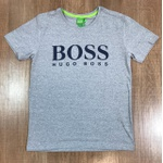Camiseta Hugo Boss Cinza
