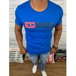 Camiseta Diesel - Azul Diferenciada