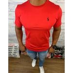 Camiseta Ralph Lauren - Vermelho