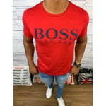 Camiseta Hugo Boss - Vermelha