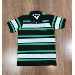 Polo Tommy Hilfiger - Listrada Verde