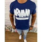 Camiseta Armani - Azul Marinho