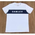 Camiseta Oakley - Branca