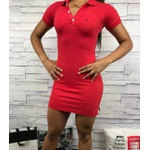 Vestido CK - Vermelho